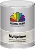 Global Aqua Multiprimer Plus 1 ltr. wit/basis 1