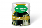 Perkoleum Zijdeglans 237 Antiekrood 750 ml.