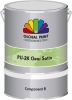 Global PU 2K clear satin 2½ ltr.