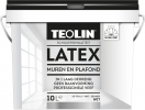 Teolin Latex Muren en Plafond wit 10 ltr.